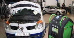 Garage Alain Chateaux et Fils à Metz - entretien climatisation automobile